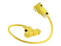 EPL115 - Ground-Fault Interrupter Cord, 2-ft. Cord (0.6-m)