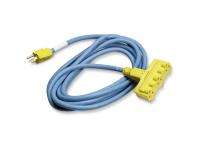EPWR52 - XX Heavy-Duty Indoor/Outdoor Utility Cord, Triple-