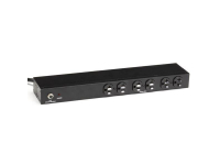 PDUBH14-S20-120V - 20-Amp Rackmount Power Strip w/Front and Rear Outl