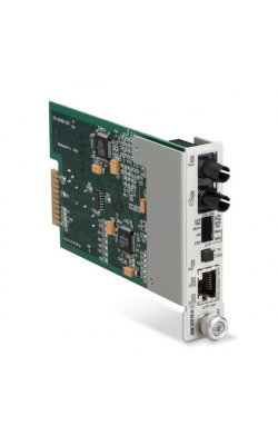 LMC3023C - UTP to Multimode Duplex Fiber Module, 100BASE-TX t