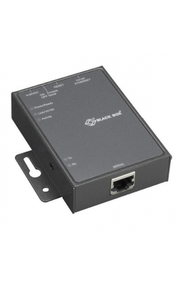 LES5013A - 10/100 Secure Device Server, 1-Port, DB25 Female