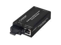 LGC324A-R2 - Industrial MultiPower Media Converter, 10-/100-/10
