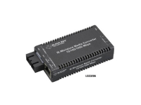 LGC321A-NPS - Industrial MultiPower Media Converter, 10-/100-/10