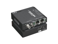 LBH110A-H-SST - Hardened Media Converter Switch, 10-/100-Mbps Copp