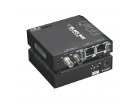 LBH100A-P-ST-24 - Extreme Media Converter Switch, 10-/100-Mbps Coppe