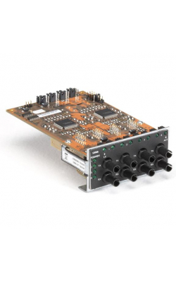 LE1428C - 4-Port Fiber Module for Modular Fiber Switches, Mu