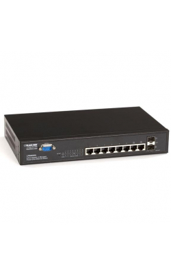 LPB4008A - PoE L2 Managed Gigabit Switch w/(6) 1000BASE-TX Po