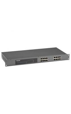 LPB316A - PoE Fast Ethernet Unmanaged Switch, 16-Port