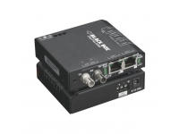 LBH100AE-P-ST - Extreme Media Converter Switch, 10-/100-Mbps Coppe