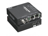 LBH110A-ST - Standard Media Converter Switch, 10-/100-Mbps Copp