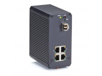 LPH1004A - LPH1004A Series Hardened Ethernet PoE Switch - (4