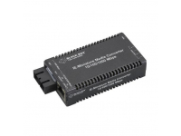 LGC320A-R2 - Industrial MultiPower Miniature Media Converter, 1