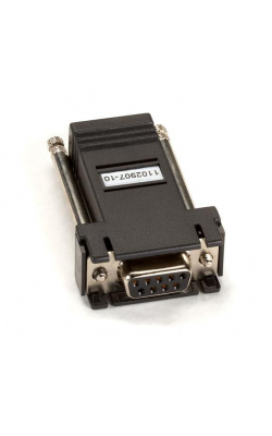 LCA103 - Secure Device Server Serial Adapter, RJ-45 to PC D