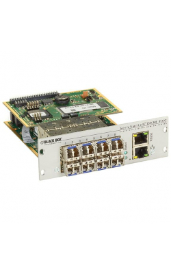 ACXC8F-M - Compact Card DKM FXC All-Fiber Matrix Switch - 8-P