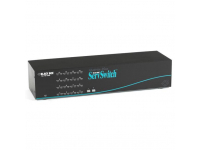 SW769A-R4 - Multiplatform Matrix ServSwitch for PC and Sun®,
