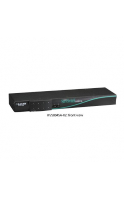 KV5004SA-R2 - ServSwitch Ultra, Slim Chassis, 4-Port
