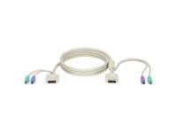 EHN900024P-0010 - ServSwitch DT Server Cables for PS/2, 10-ft. (3.0-