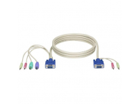 EHN70045-0002 - ServSwitch DT Basic w/Audio User Cable, 2-ft. (0.6