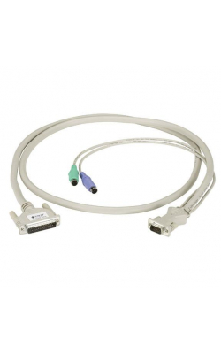 EHN382A-0005 - CPU/Server to ServSwitch Cable w/Audio, PC, PS/2 C