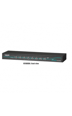 KV9008A - ServSwitch EC KVM Switch for PS/2 Servers and Cons