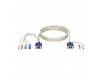 EHN70045-0006 - ServSwitch DT Basic w/Audio Computer Cable, 6-ft.