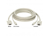 EHN810-0008 - ServSwitch USB CPU/Server Cables, 8-ft. (2.4-m)
