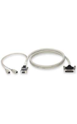 EHN383-0010-LS - ServSwitch User Cable, PS/2 Coax, Low-Smoke, Zero