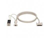 EHNUSB-0010 - ServSwitch USB to PS/2® User Cables, Flashable, 1