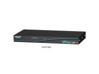 KV22008A-R2 - ServSelect III KVM Switch (2 x 8), 2 Users x 8 Por