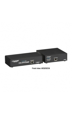 ACU2022A - ServSwitch Single-Video CATx KVM Extender w/Serial