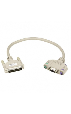 EHN154A-0020 - ServSwitch to Keyboard/Monitor/Mouse Cable (User C