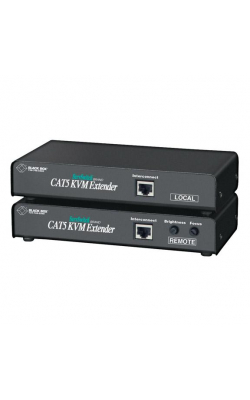 ACU1009A - ServSwitch CAT5 KVM Extender, Dual-Access Kit