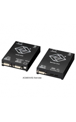 ACS4001A-R2 - ServSwitch™ Single DVI CATx KVM Extender, USB