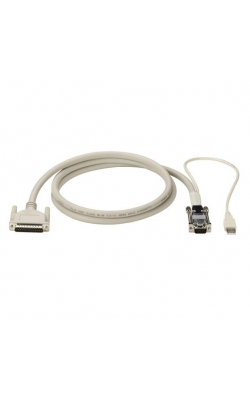 EHN485-0010 - ServSwitch USB Coax CPU Cable, 10-ft. (3.0-m)