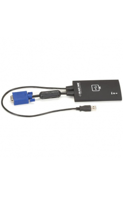 KVT100A - USB Laptop Console Crash Cart Adapter
