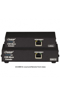 ACU4001A - ServSwitch USB Micro Extender Kit, Single-VGA