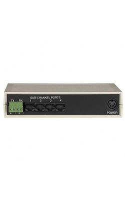 38887 - Asynchronous Local RS-232 Multiplexor, 4-Port