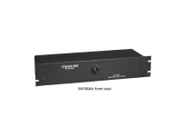 SW1004A - Fiber Optic A/B/C Switch, Latching, ST, Rackmount