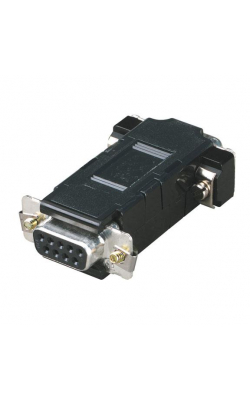 ME211 - Asynchronous Modem Eliminator (AME), DB9, Female/F