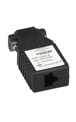 IC624A-M - Async RS-232 to RS-485 Interface Converter, DB9 Ma