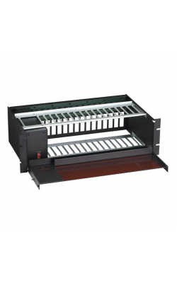 RM005 - Interface Converter Rack, 16-Card Rack