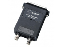 ME605A-MST - Async Fiber Optic Mini Modem, DB25 Male