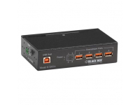 ICI202A - Industrial-Grade USB Hub, 4-Port w/Isolation