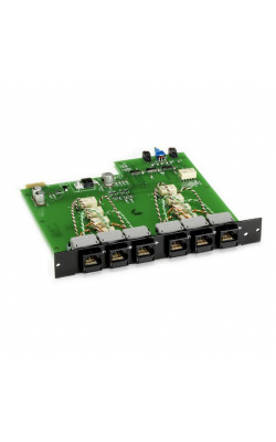 SM980A - Pro Switching Sys Plus A/B Switch Card, RJ-45 CAT6
