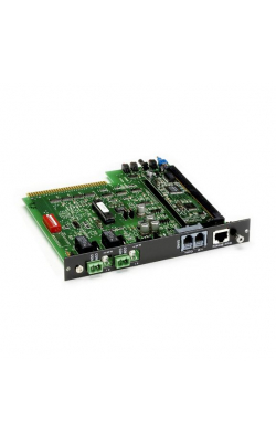 SM962A - Pro Switching Controller Card, SNMP/RS-232/Manual