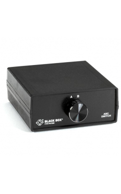 SWL025A-MMF - ABC-25 (2 to 1) Switch, 25 Leads, Serial or Parall