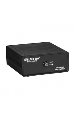 SW1030A - 2-to-1 CAT6 10-GbE Manual Switch (ABC)