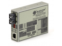 MT663A-SSC - FlexPoint T1/E1 to Fiber Line Driver, Single-Mode,