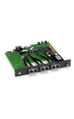 SM977A-ST - Pro Switching Sys Plus A/B Switch Card, Fiber Opti