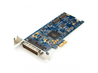 IC983C - Async PCI Express Card, Serial 2-Port, RS-232/422/